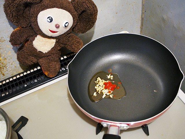 豚肉とねぎのガッツリ焼きライス つくり方