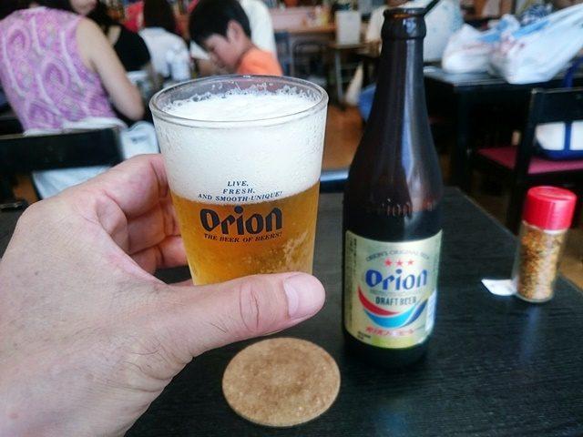 空港食堂 ビール