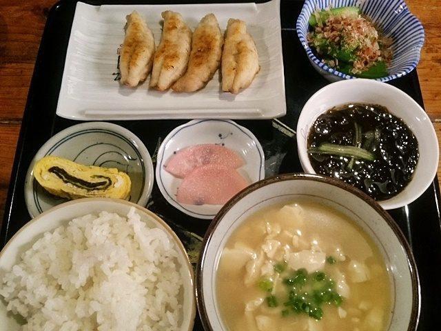 沖縄2日目の朝食