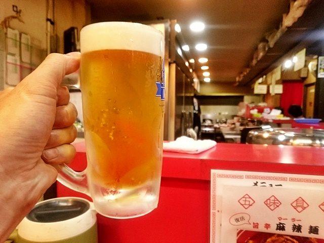麺対軒 ビール