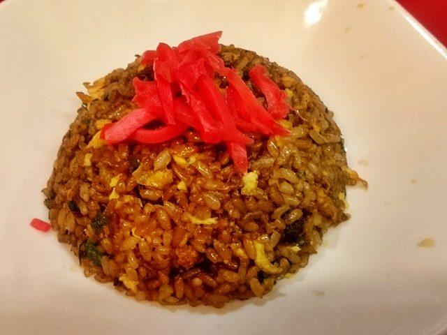 麺対軒 チャーハン