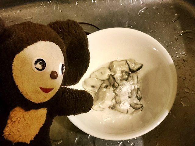 牡蠣のオイスターソース炒め 作り方