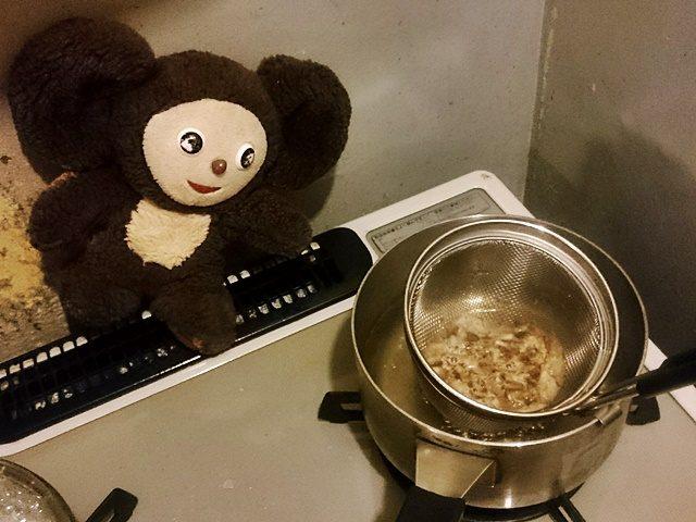 豚汁・京都流 作り方