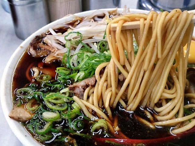 新福菜館本店 ラーメン