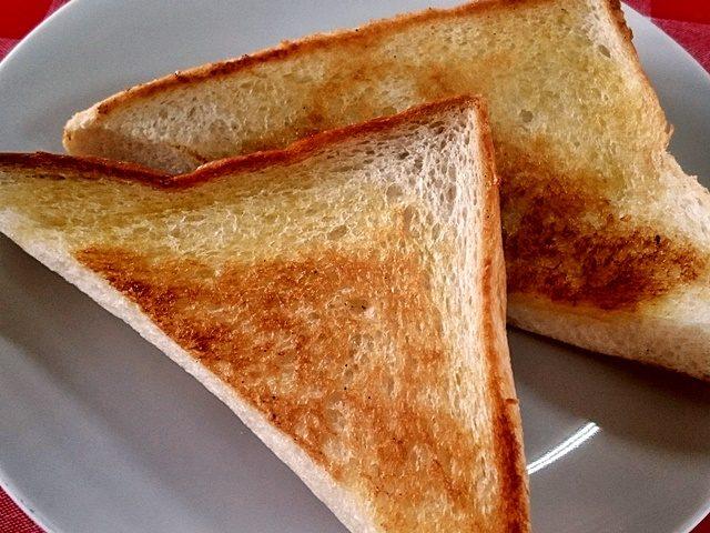 宮里そば トースト