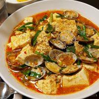 マーボーあさり豆腐
